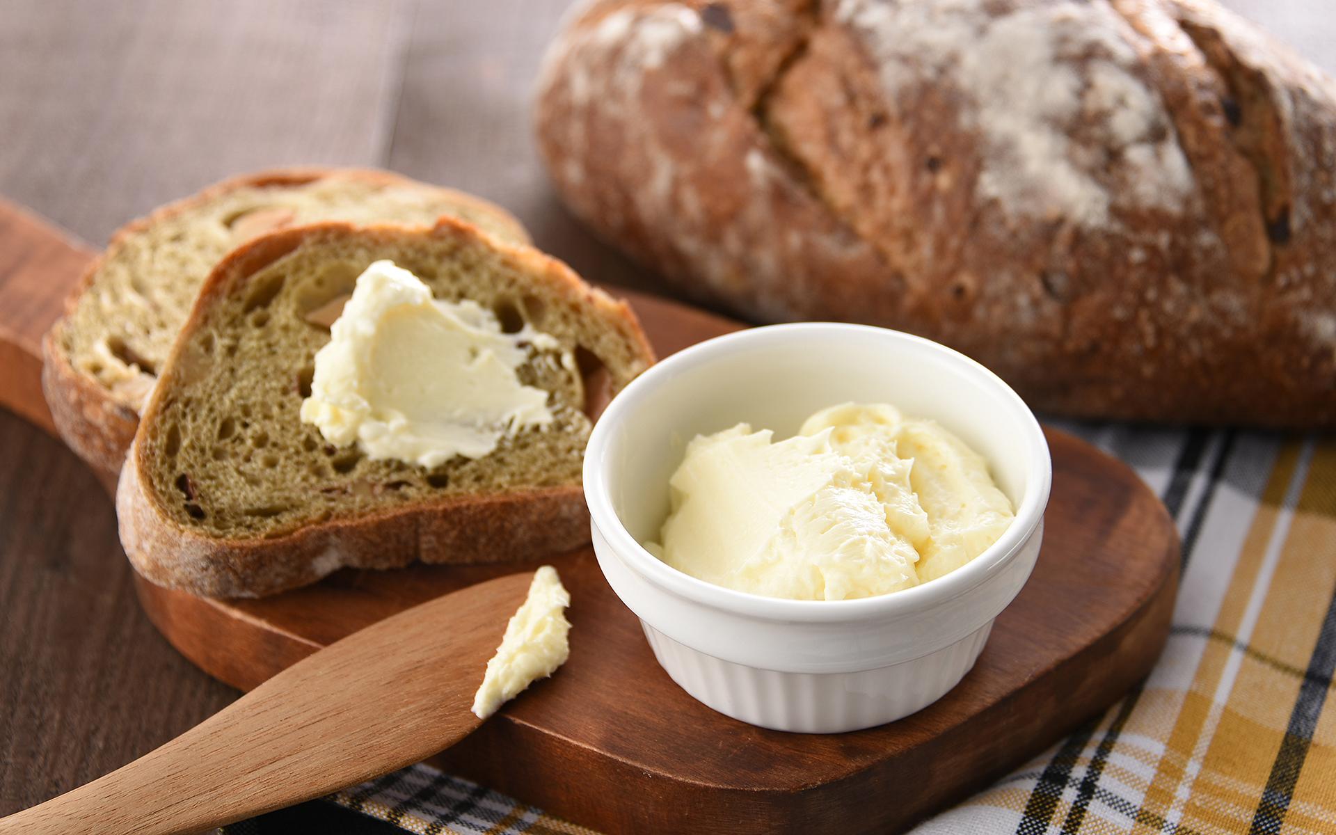 作り方 ホイップ バター